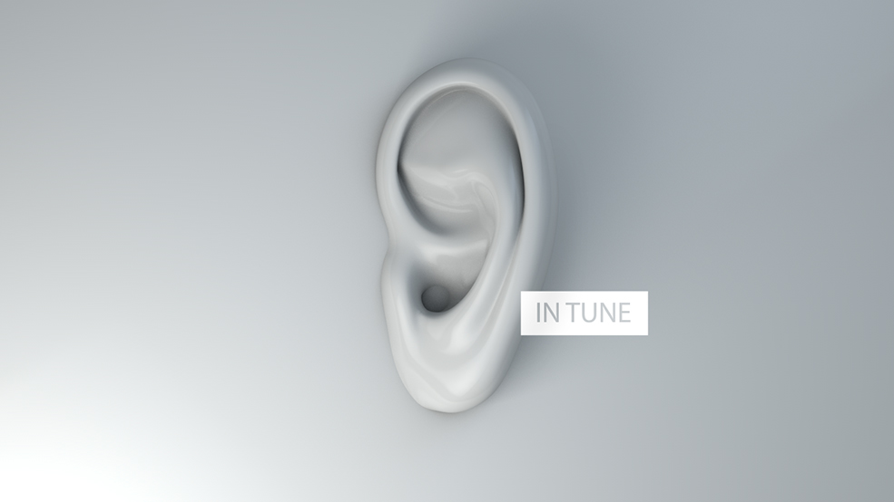 C4D三维人物人体器官角色部件耳朵渲染材质贴图3D模型素材