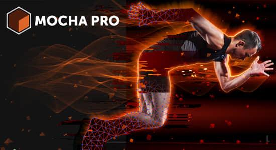 AE插件-专业摄像机反求平面摩卡跟踪插件 Mocha Pro 2022 v9.0.0 Win