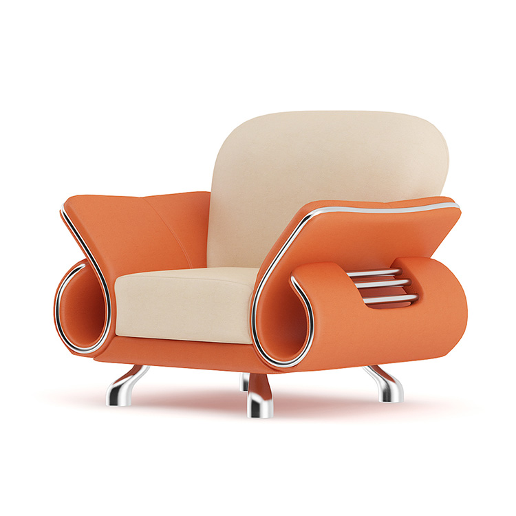 现代椅子21个沙发C4D模型合集单人双人三人沙发椅子非实物