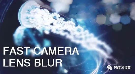 镜头模糊虚焦特效 Fast Camera Lens Blur v4.1.3