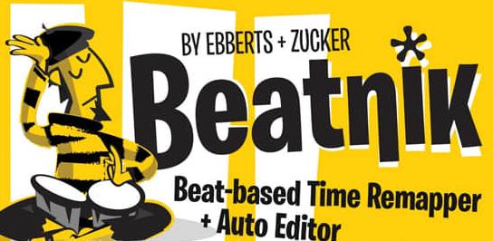 AE脚本-音乐节奏卡点时间重新映射自动剪辑 Beatnik v1.01+使用教程